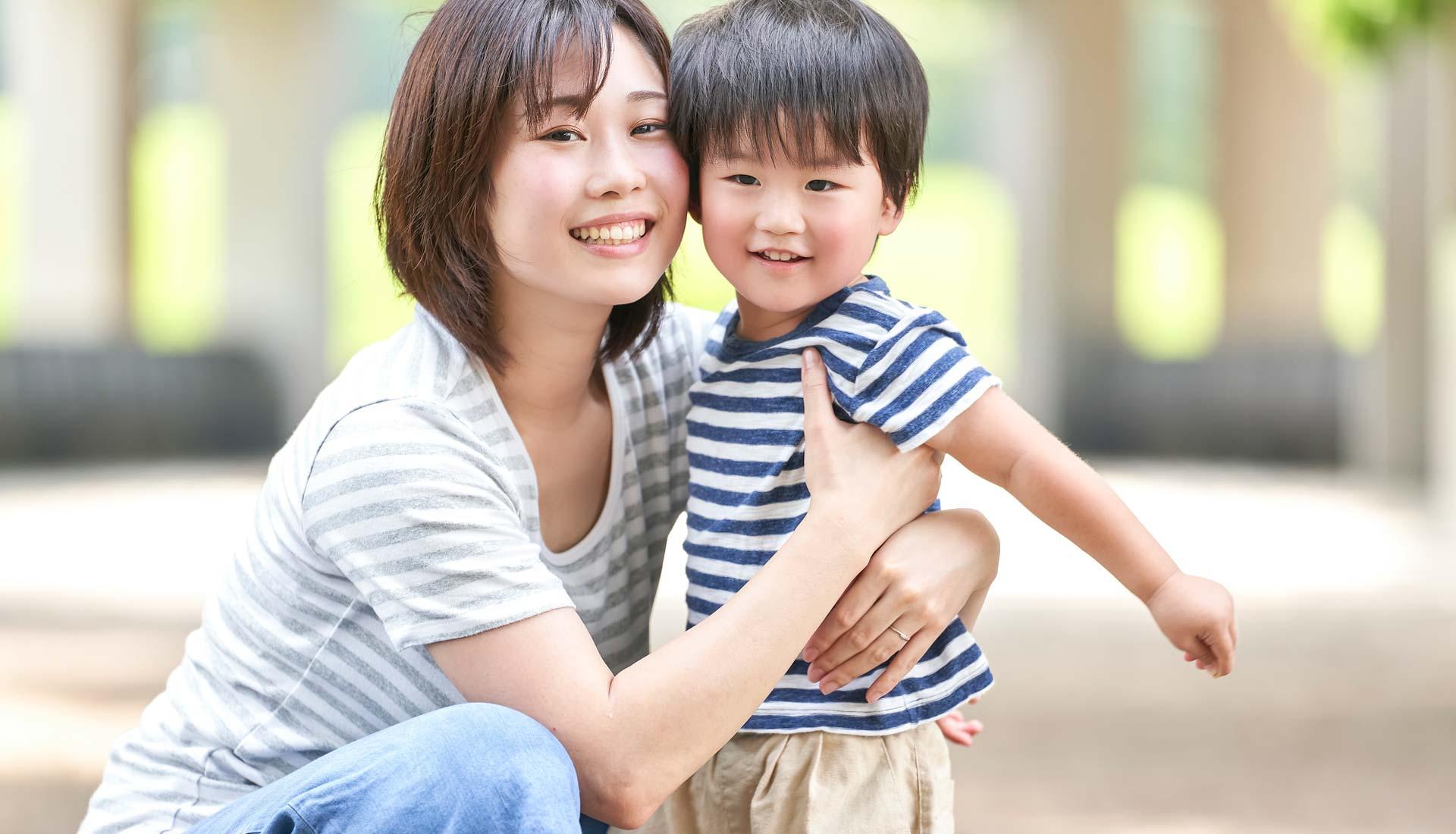 埼玉県、4歳の男のお子さん